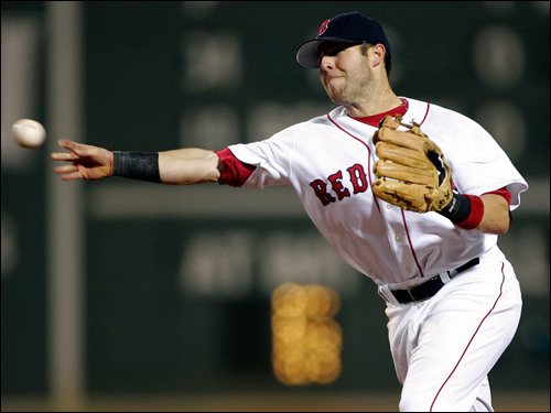Dustin Pedroia has been anointed the next great Red Sox prospect, though his average was below .200 with almost zero production in limited duty. Veteran Mark Loretta was one of the bright spots on a disappointing 2006 team, but is now a free agent. The Sox will need to think long and hard about whether Pedroia is ready for a full-time role in 2007.