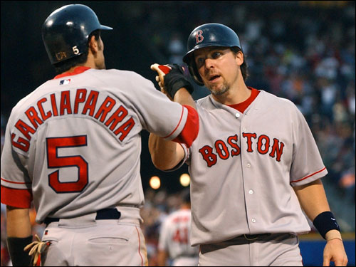 Just because the Sox failed to make the postseason doesn't mean you don't have anyone to root for. Many of the players (and one infamous manager) that have left the Red Sox in recent years have landed on teams that are in the postseason. We take a look at some of the Cowboys, Idiots, and others that will be chasing a World Series in a different uniform.