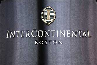 InterContinental Hotels, started after the war at the request of the government to give westerners safe and comfortable places to stay as the world rapidly shrank, is now filling in a void in its international portfolio of luxury hotels -- the United States.