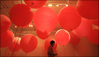 'Red Balloons'