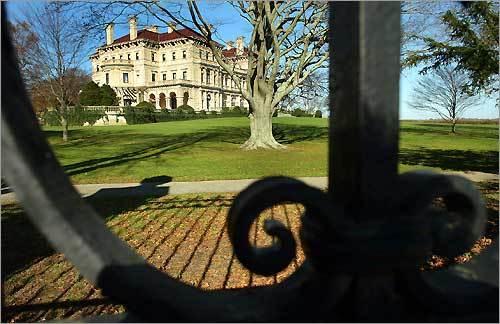 breakers mansion newport, rhode island