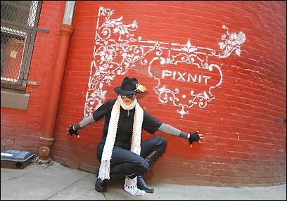 The artist 'Pixnit'