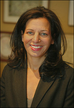 As a Lebanese-American, Kayyem is the only Arab-American to hold a state-level homeland security position in the country and only one of a handful of women to hold the job. She appears frequently on television as a terrorism analyst for NBC News. Kayyem is a lawyer with experience with the federal government, serving as former House Minority Leader Richard Gephardt's appointee to the National Commission on Terrorism and as a legal adviser to then Attorney General Janet Reno.