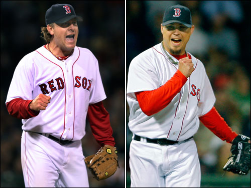 For the Sox to truly be among baseball's elite in 2007, they'll have to get solid seasons from top-of-the-rotation starters Josh Beckett and Curt Schilling, who are each coming off sub-par seasons. Beckett heads into 2007 with something to prove in the American League, and Schilling is likely entering his final season in the big leagues.