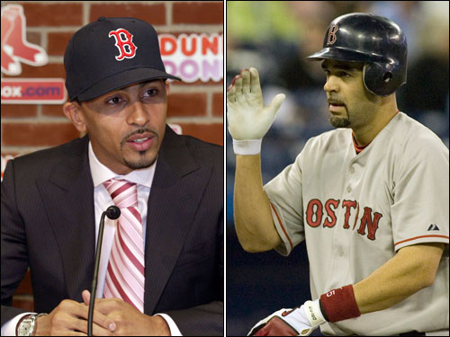 Manny Ramirez and David Ortiz aside, the 2006 Red Sox lineup had some holes in it. The Sox will need some role players, including the newcomers, to carry more of the load offensively in 2007. Who do you expect to step up the most?