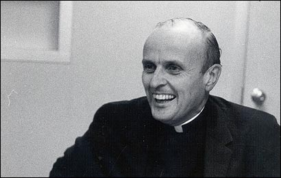 Father Robert Drinan.