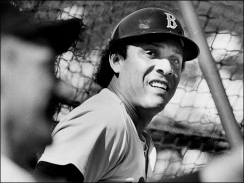 Tony Perez The Hall of Famer is best known for his legendary career as part of Cincinnati's 'Big Red Machine' from the '70s, but Perez made a cameo appearance with the Sox from 1980-82. In 1981, Perez hit 25 homers and knocked in 105 runs for Boston. ( Perez's stats and facts )