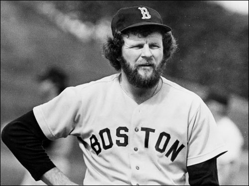 Bill Campbell In the days leading up to Opening Day, Boston Dirt Dogs takes a look back the most beloved Red Sox player at each position (1967-2010), and we ask you to pick your favorite. 'Soup' Campbell was the first high-profile free-agent signing in Red Sox history when he came to Boston in 1977. The All-Star saved 31 and won 13 games in '77, winning the AL Fireman of the Year Award. Overused, he developed arm trouble in '78, and never dominated again. ( Campbell's stats and facts )