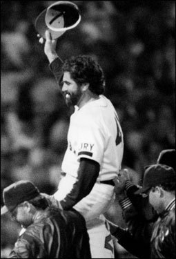 Jeff Reardon The Dalton, Mass., native ranks fourth on the Sox all-time saves list with 88 in just under three years with the team. Reardon was the first pitcher in history to have 40 saves in a season in both the American (Sox in '91) and National Leagues. When he retired, Reardon ranked second in major league history with 367 career saves. In 1990, Dalton named its athletic field in Reardon's honor. ( Reardon's stats and facts )