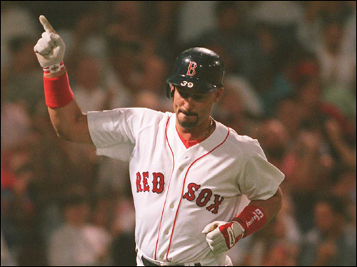 Mike Greenwell In the days leading up to Opening Day, Boston Dirt Dogs takes a look back the most beloved Red Sox players at each position (1967-2010), and we ask you to pick your favorites. The Gator, who followed in the big footsteps of Hall of Famer Jim Rice, became a solid bat and outfielder at Fenway. The two-time All-Star (1988-89) finished second in the AL MVP voting (to Jose Canseco) in 1988 when he batted .325 with 22 homers and 119 RBIs. The outspoken Greenwell batted .303 over his 12-year career and left Boston after butting heads with Sox GM Dan Duquette in 1996. Greenwell retired at the age of 33 when he was still a productive hitter. He runs 'Mike Greenwell's Family Fun Park' in Cape Coral, Fla. ( Greenwell's stats and facts )