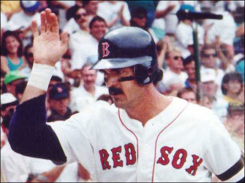 Dwight Evans, right field Dewey, who seemed like he was in Fenway's right field forever, trounced Trot Nixon by more than a 3-to-1 margin (69-20 percent). Surprisingly, the venerable Tony Conigliaro finished with only eight percent of the vote. Leff off the list? Everyone's favorite Gabe Kapler. &nbsp;<span class='subject'>GALLERY: <a href='http://www.boston.com/sports/baseball/redsox/gallery/boston_dirt_dogs/most_beloved_right_fielder'>Most Beloved RF