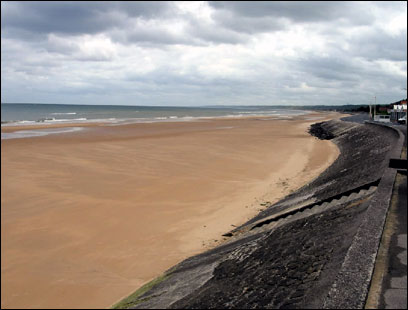 Omaha Beach Normandy France