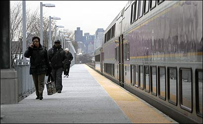 The MBTA is promoting commuter rail service between the newly renovated Uphams Corner station on the Fairmount Line and South Station by allowing riders to pay $1.70 cash.