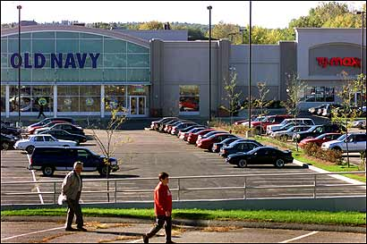 Dedham Mall is among shopping centers and commercial properties owned by developer Thomas Flatley that are up for sale