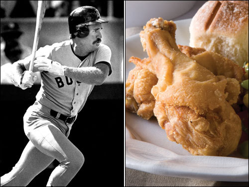 Third baseman Wade Boggs made it into the Hall of Fame with a routine of eating chicken before every game, taking batting practice at exactly 5:17 and running wind sprints at exactly 7:17. He also took exactly 150 ground balls in practice and carved the Hebrew ''chai'' symbol with his bat in the dirt each time he stepped to the plate, even though he is not Jewish.