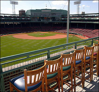 A Tour Of Fenway Park Boston Com
