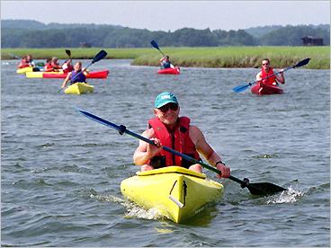 best for kayaking