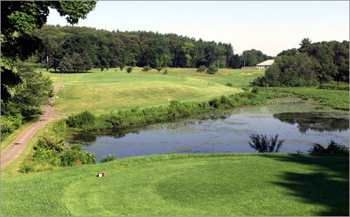 If you want to learn more about New England golfers' favorite holes, check out The Boston Globe's book, Golfing New England: Courses, Legends, History, and Hints .