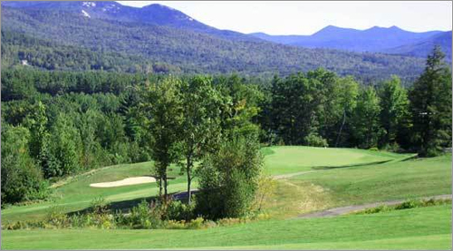 Owl's Nest Golf Course , Campton, N.H. The challenge of Owl's Nest is in its diversity. The course is divided into three sections, from links-style golf to accuracy-driven traps to Sunset Hill's beauty.