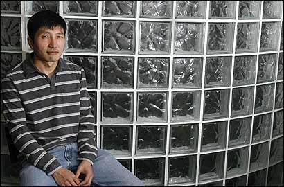 Nathan Yang, 42, a Dorchester civilian, contracted visceral leishmaniasis -- the most serious form of the disease -- most likely during a vacation in Greece last September. Yang said it took Boston doctors more than three months to figure out the problem.
