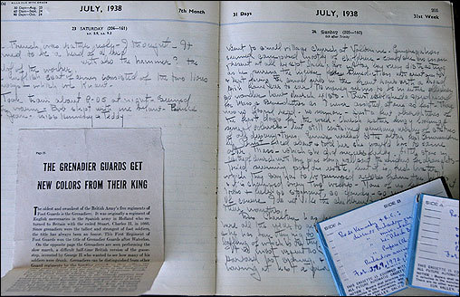 The diaries, letters, and personal papers written by Rose Fitzgerald Kennedy were recently made available to the public, twelve years after her death. Read on to learn more about Rose's life, in her own words. -Story by Kevin Cullen, Globe Staff -Captions by Michael Grillo, Boston.com