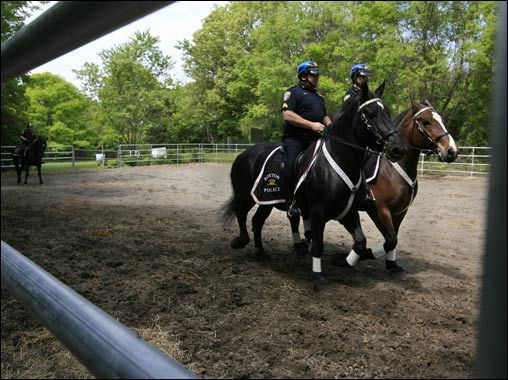 Mounted Police Unit