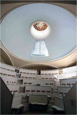 Mummy Dome at Mass General Hospital