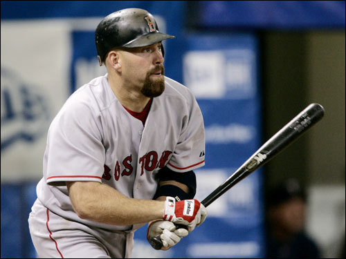 Youkilis got the hitting streak started with a pair of singles on May 5 against the Twins in Minnesota. He followed that up with another single the next day to raise his average to .287.