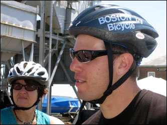 Prescott says that Urban AdvenTours is committed to the environment. He wanted those visiting Boston, as well as people who have lived in the city for years, to experience Boston the way it was meant to be viewed -- up close and personal. Touring Boston by bike allows riders to see the hidden streets that most tours do not have access to.