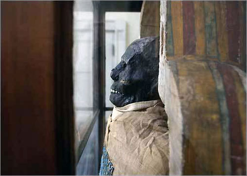 Not many people expect to go to a hospital and encounter a 2,500-year-old mummy, but if you visit Massachusetts General Hospital, you will experience just that. Padihershef has been a resident of the Ether Dome since 1823 after he was given as a present by Dutch merchant Jacob Van Lennep.