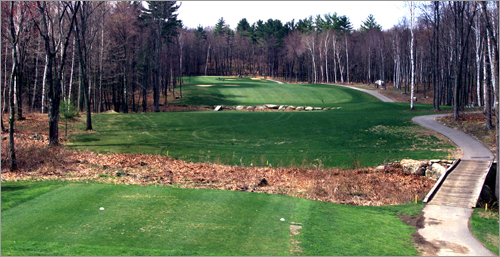 "Atkinson Resort and Country Club 85 Country Club Dr. Atkinson, N.H. 603-362-8700 18-hole rate: $40-$57 Reader comments : ""Great staff, excellent conditions. Very scenic."" Our take : A public course that plays and feels like a private course, with one very fancy twist. Keep your skills sharp year-round with the club's virtual golf simulator ."