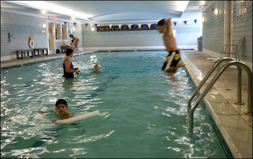 Mansion House in Vineyard Haven boasts the only public indoor pool on Martha's Vineyard, as well as a spa and a fitness center. Frommer's picks: Attractions, restaurants, lodging