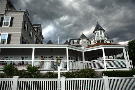 The Harbor View Hotel in Edgartown on Martha's Vineyard was built in 1891. Frommer's picks: Attractions, restaurants, lodging
