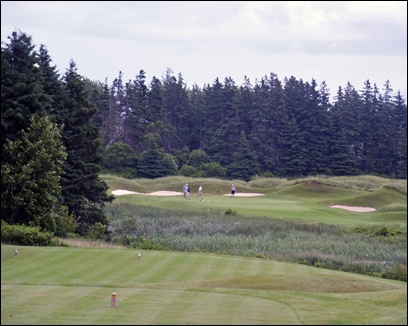 crowbush cove golf