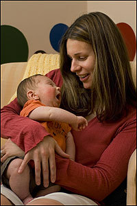 second act Separated at 30 after less than 20 months of marriage, Arden Reamer remarried and, at 36, just had a baby.