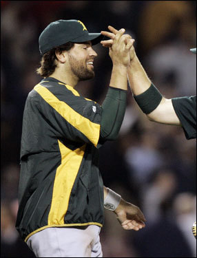 Position: Catcher/DH Team: Oakland Athletics An experienced bat off the bench. Probably does more for you than Wily Mo Pena.