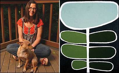 Lisa DeJohn's designs