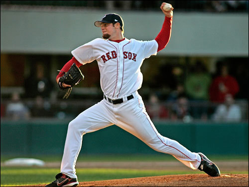 Before Sunday's game, the Red Sox announced the return of Jon Lester to the majors. Lester will start Monday in Cleveland. Sox fans have eagerly awaited the lefty's return, and the eventual return of Curt Schilling from the disabled list will give the team the rotation they've been waiting for all season.