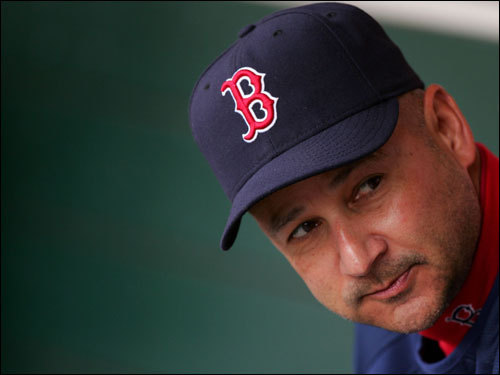 Terry Francona announced on Sunday that Lester would return to the majors tonight. 'We want to win games so bad,' Francona said. 'But I can't say there won't be some emotion involved when he gets to take the mound. I think his folks are going to be there, which I'm sure for them will be extra special.'