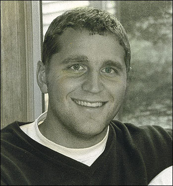 Petty Officer First Class Jason Dale Lewis, 30, Brookfield, Conn.