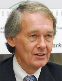 Representative Edward Markey wants upgrades in security.