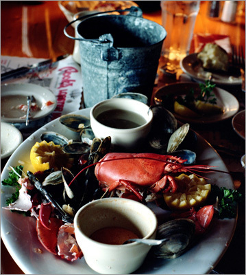 24 Grab some road food No roadway defines Maine like Route 1 , which hugs the Maine coastline. The route also features a variety of road food options including lobster (of course), ice cream, pizza, and Jamaican barbecue. Here are 10 great spots to make a pit stop .