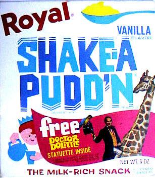 Shake-a-puddin'