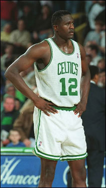 So what if it didn't work the first time. That didn't stop the Celtics from bringing back Antoine Walker for another fruitless pursuit of a title. Dominique played for the Celtics in the twilight of his career in 1996, but the man was a physical specimen almost unmatched in NBA history. All Rajon Rondo would have to do is throw it near the rim and the 47-year-old former dunk champ would do the rest.