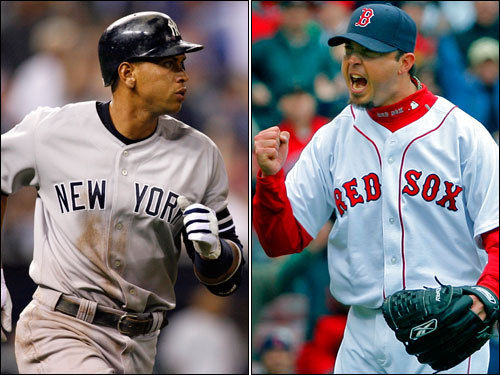 Whether or not you're panicking, one thing is clear now that the Red Sox have seen their double-digit lead in the AL East shrink: There's a divisional chase going on. There's still plenty of time left, but here are some factors that may ultimately decide the winner of the AL East.