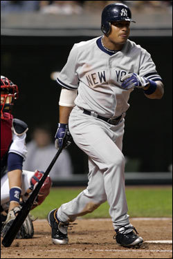 Abreu has cooled off a lot since his 2004 season of 30 homers and 40 steals; he's hitting .289 with 15 homers and 20 steals, but he has hit .342 since the All-Star break.