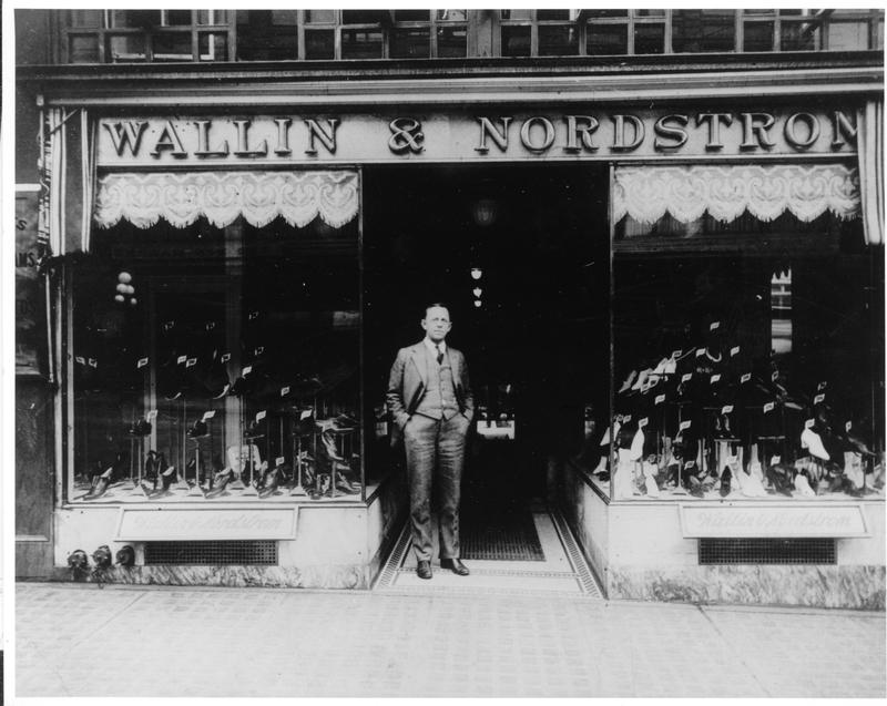 Nordstrom Shoe Store