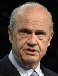 Fred Thompson is announcing his presidential bid today.