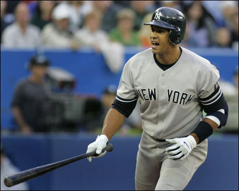 There is also the A-Rod factor: The Yankees third baseman has five home runs against the Sox this season, including two against Schilling, who will be matched up Sunday night against Roger Clemens.