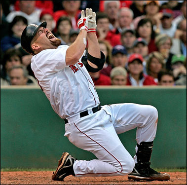 The HBP was Youkilis' 15th of the season.